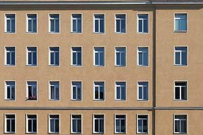 Fassade frontal textur  Building & Facade Texture: Background Images & Pictures