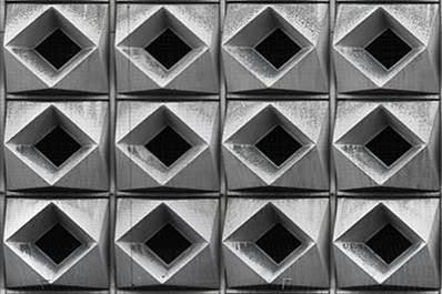 Brick Facade Pattern