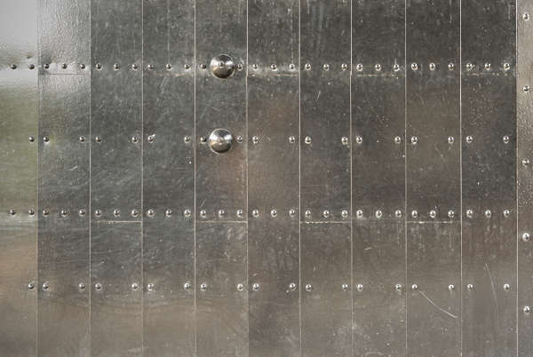 metal bare clean rivets rivet seam plates japan