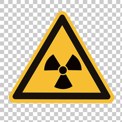 sign danger radiation nuclear