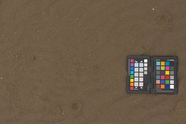 3x3m photogrammetry sand scan scanned displacement heightmap wet netherlands