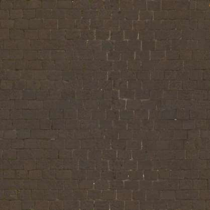 3x3m srgb scan scanned photogrammetry cobblestone street netherlands