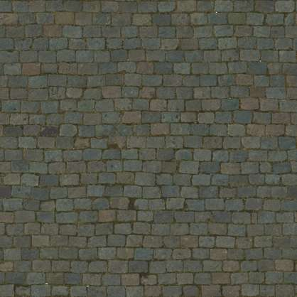 3x3m scan scanned photogrammetry cobblestone street netherlands ground