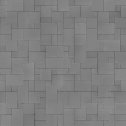 2x2m srgb scan scanned photogrammetry cobblestone pavement street square poland ground mosaic