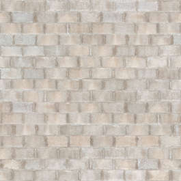 brick modern large bare new