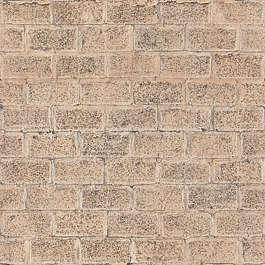 brick modern large bare