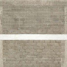 brick modern large bare reinforced concrete
