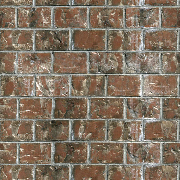 Bricklargebrown0018 Free Background Texture Brick