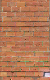 bricks large modern bare reinforced
