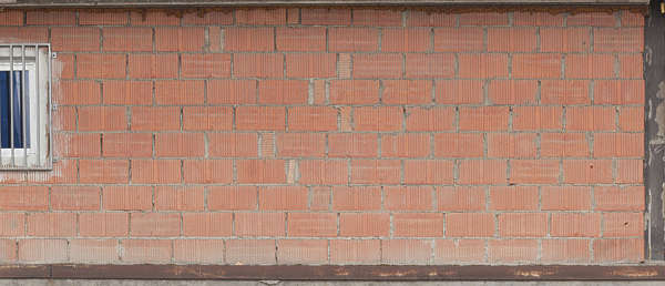 brick large modern bare