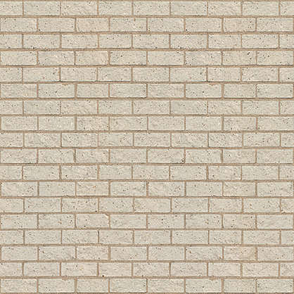 brick bare large clean