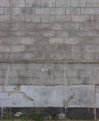 brick modern large concrete paint