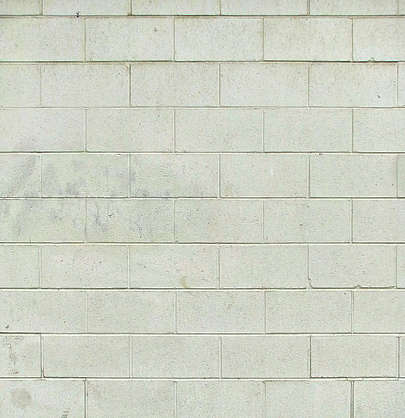 wall brick modern large painted