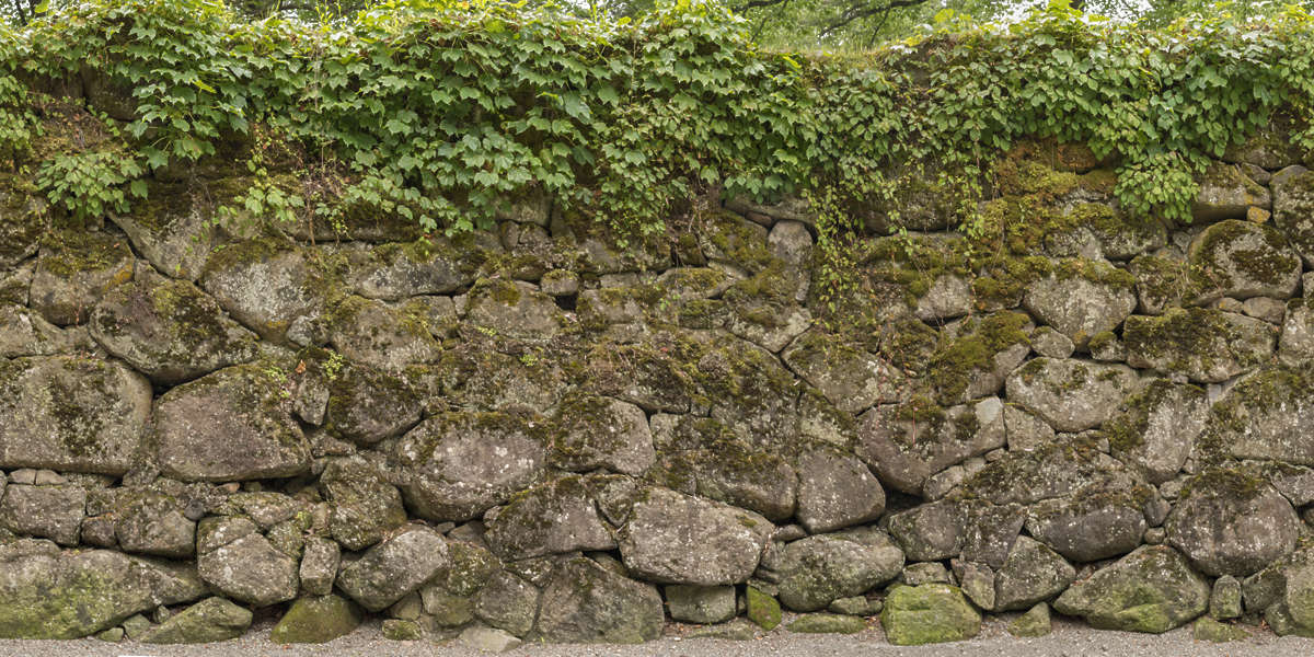 Brickjapanese0021 Free Background Texture Castle Wall