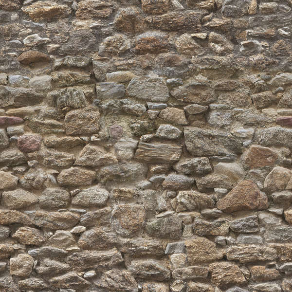 Brickmessy0175 Free Background Texture Brick Medieval Old Messy Brown Beige Seamless