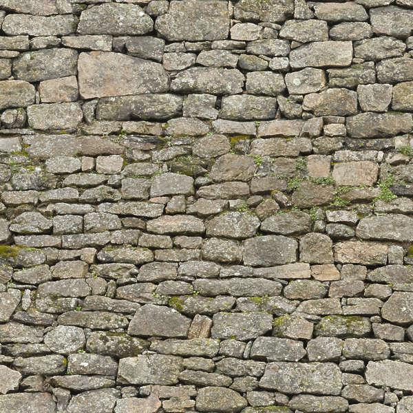 Grey Stone Facade
