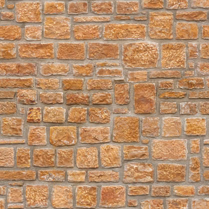 brick mixed size