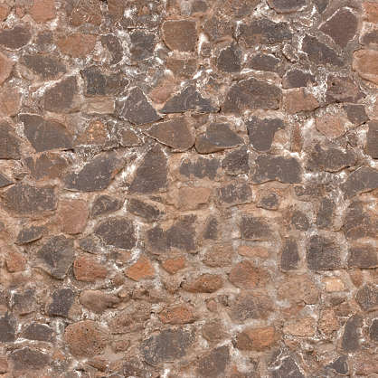 brick rounded medieval mixed size