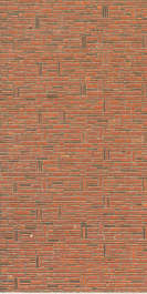 brick modern small clean bare pattern mixed  bricks