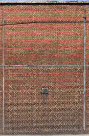 brick small brown dirty gradient