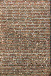 brick modern small old brown