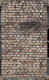 brick bricks modern bare old