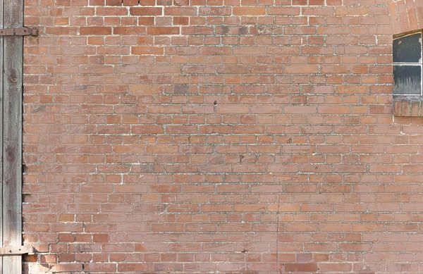brick small modern bare