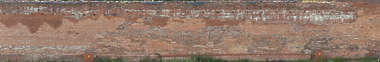 brick small modern weathered