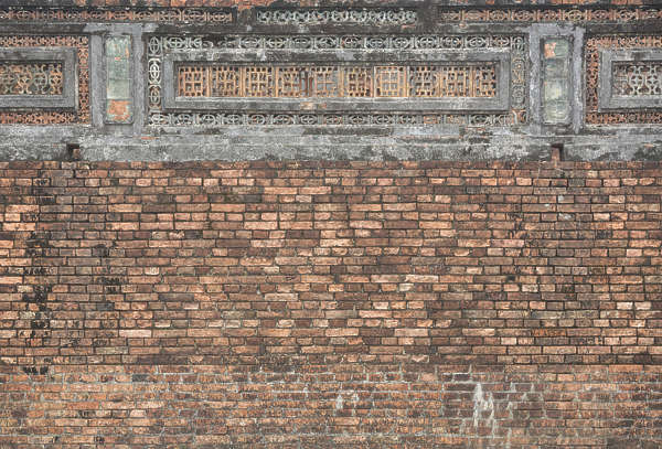 brick modern asian vietnam small