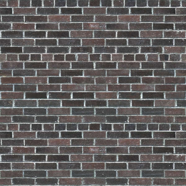 Dark brick texture