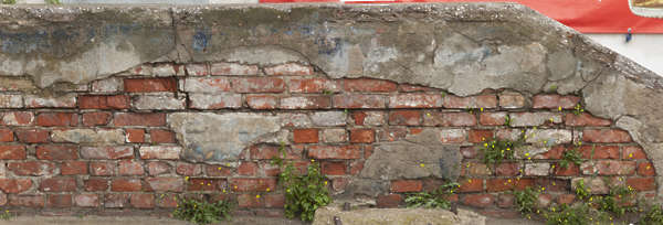 brick bricks modern old