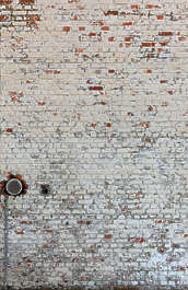 brick modern small paint painted