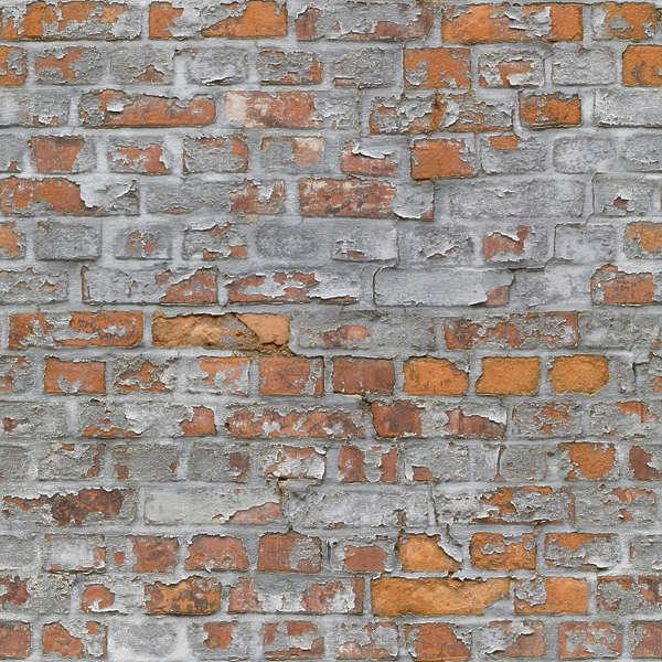 Bricksmallpainted0080 Free Background Texture Brick