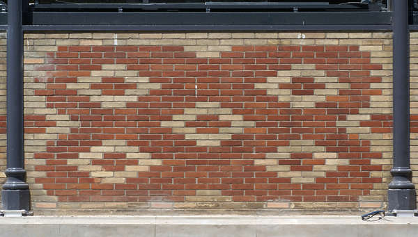 brick modern small mosaic pattern patterns
