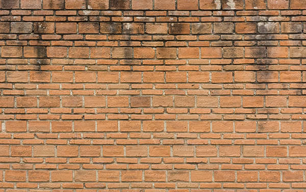 brick modern small brown pattern
