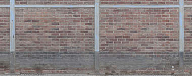 brick small modern reinforced