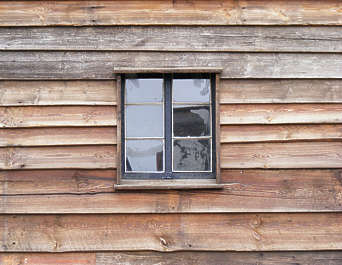 barn building facade wood