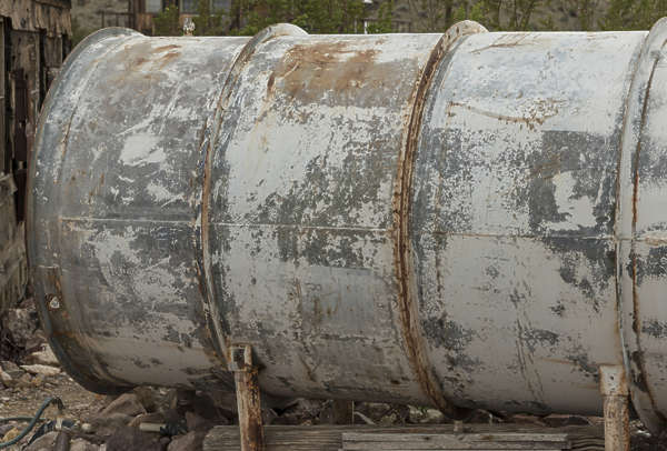 USA nelson ghost town ghosttown tank old worn