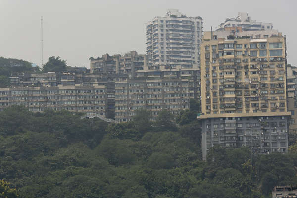 china asian asia towerblock towerblocks building buildings