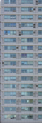 china building facade highrise office residential flat flats appartments appartment towerblock