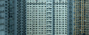 highrise flat appartments facade appartment towerblock