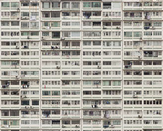 building highrise high rise hong kong facade residential flat towerblock flats appartments appartment