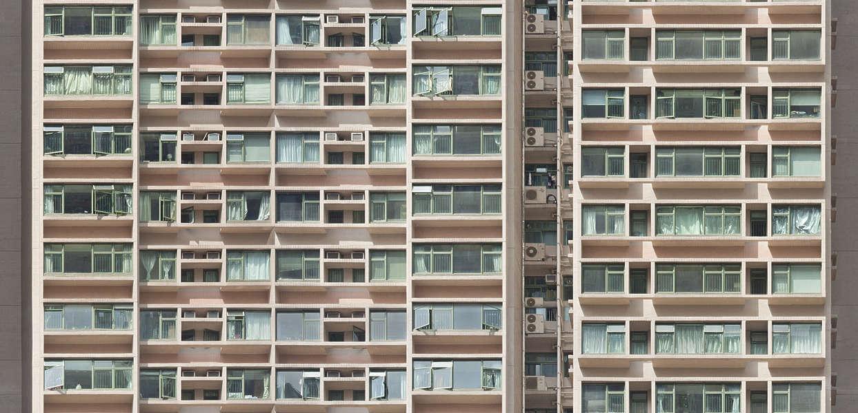 Highrisetowerblocks0042 Free Background Texture Building Highrise High Rise Hong Kong Facade