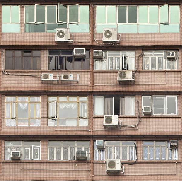 Highrisetowerblocks0012 Free Background Texture Building Highrise High Rise Hong Kong Facade