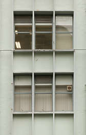window windows hong kong building facade asian towerblock