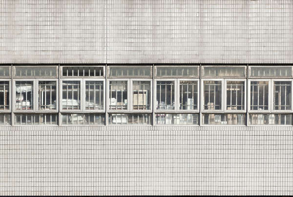 window windows hong kong building facade tiles house old asian towerblock