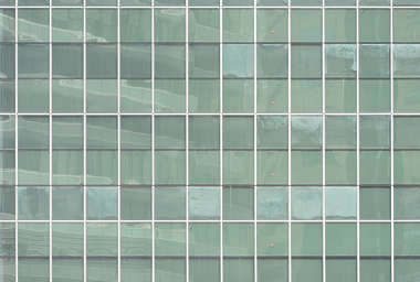 china asian asia building highrise facade glass office modern