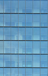 building facade highrise appartment window glass