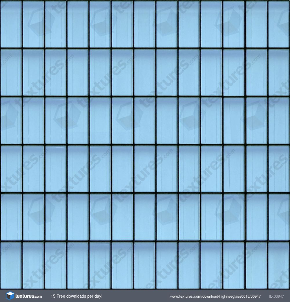 Glass facade texture  HighRiseGlass0015 - Free Background Texture - building highrise ...