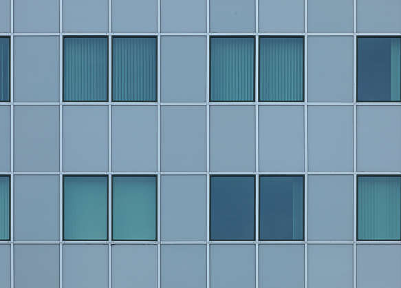 building highrise office facade